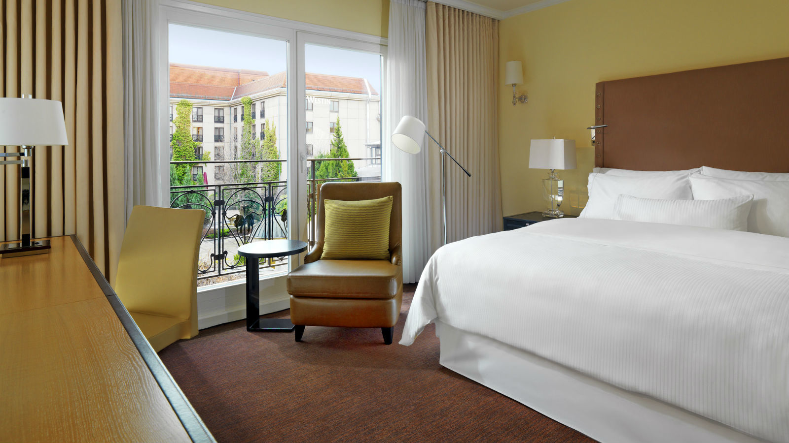 Garden Superior Zimmer im The Westin Grand Hotel in Berlin