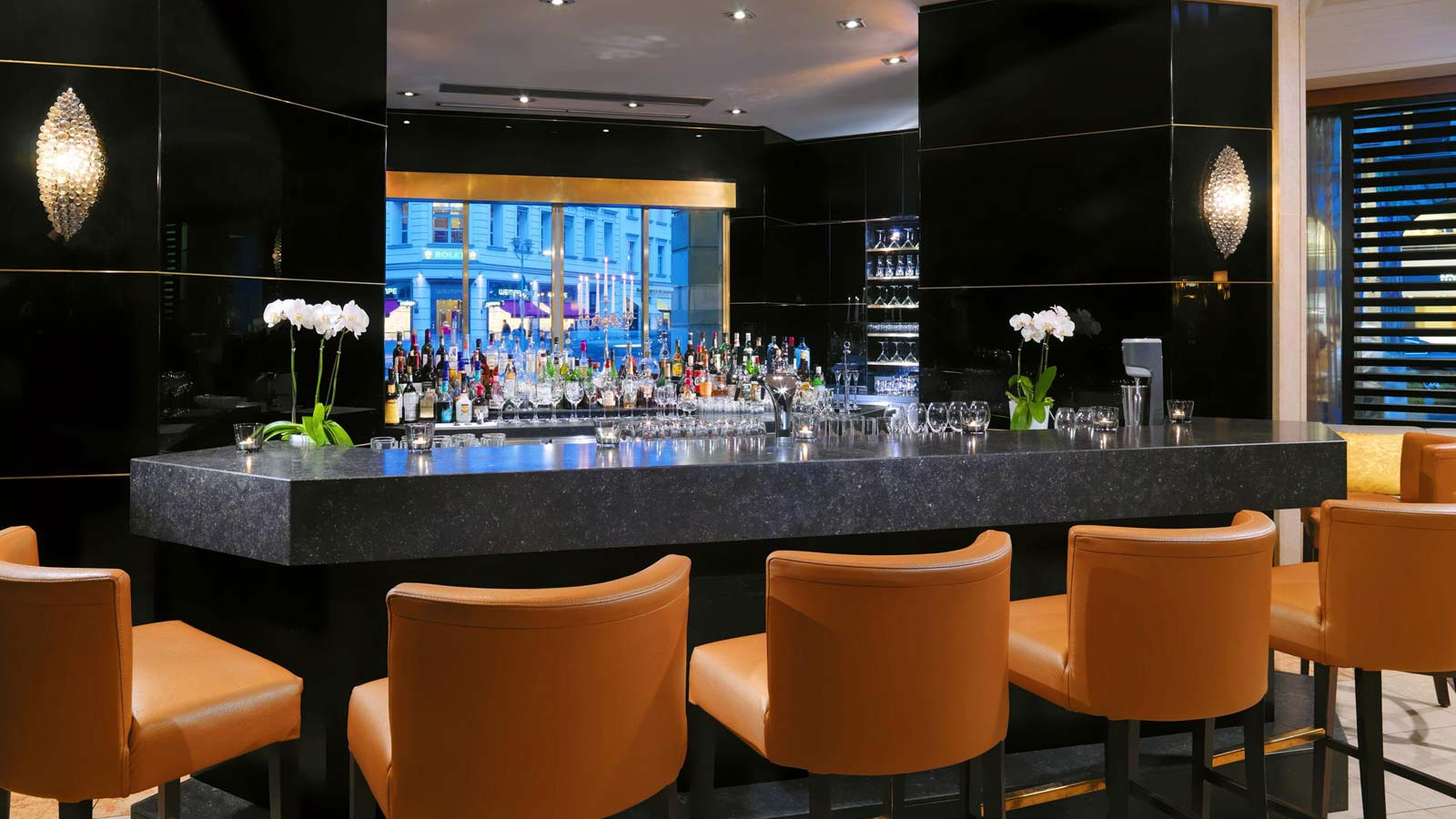 Lobby Bar im The Westin Grand Hotel Berlin