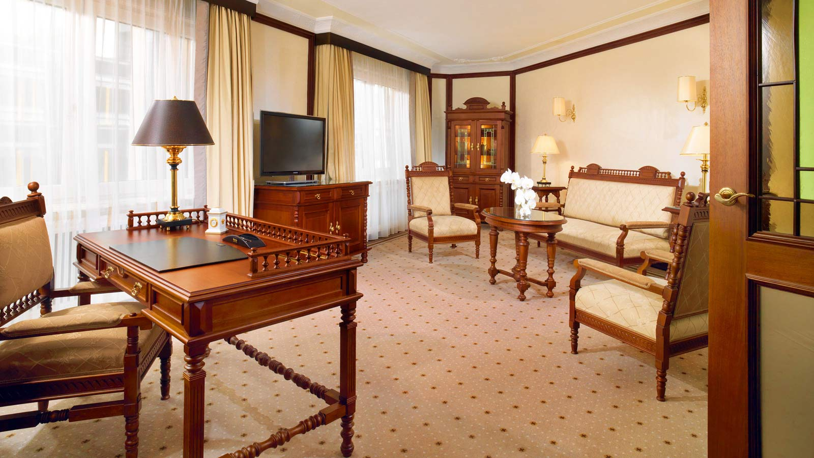 Themen Suite Fontane im The Westin Grand Hotel Berlin