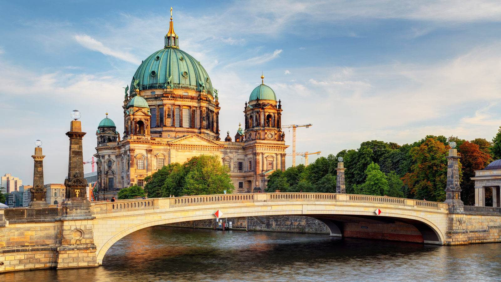 City Tipp des The Westin Grand Hotel Berlin - Berliner Dom