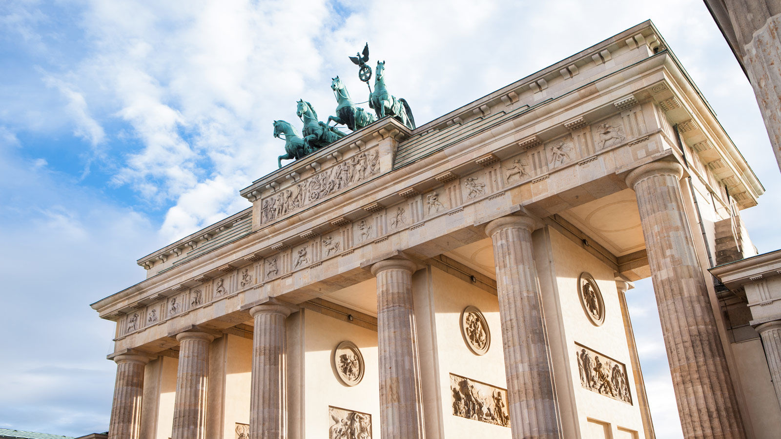 Brandenburg Gate just minutes away from The Westin Grand Berlin hotel