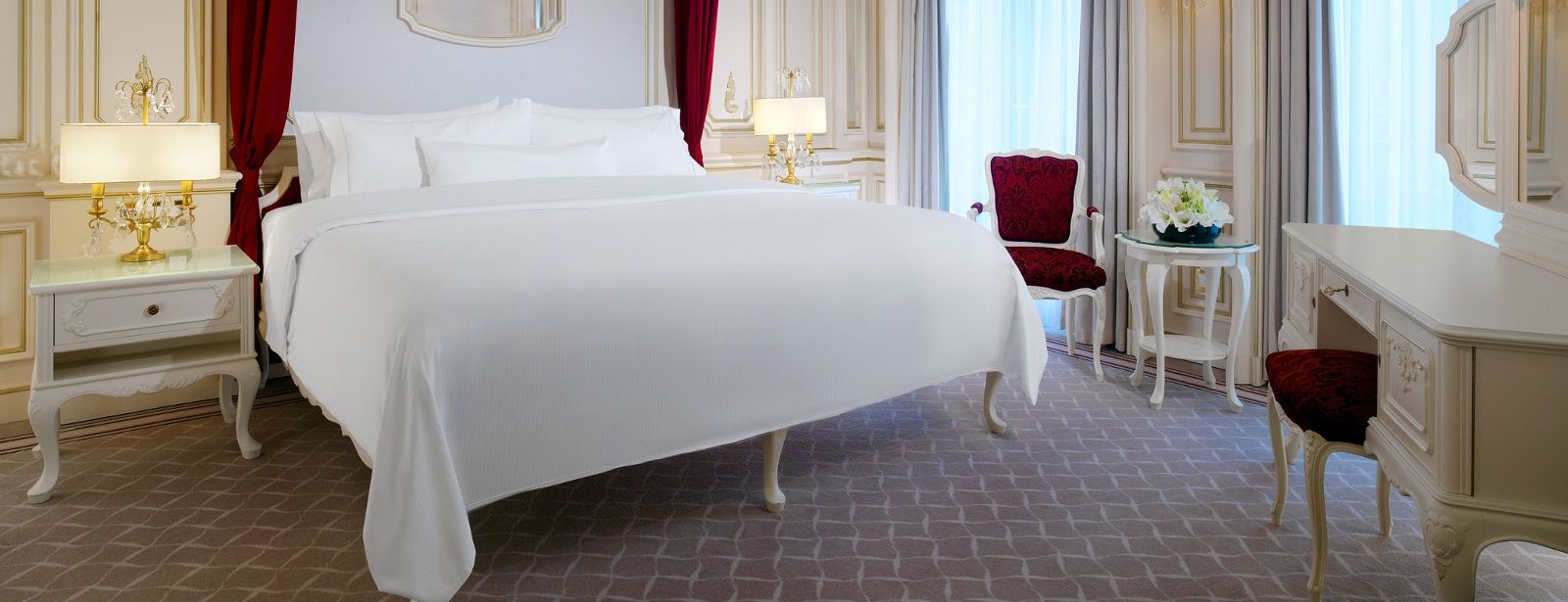 Your perfect suite in Berlin - Themed Suite Sanssouci at The Westin Grand Berlin