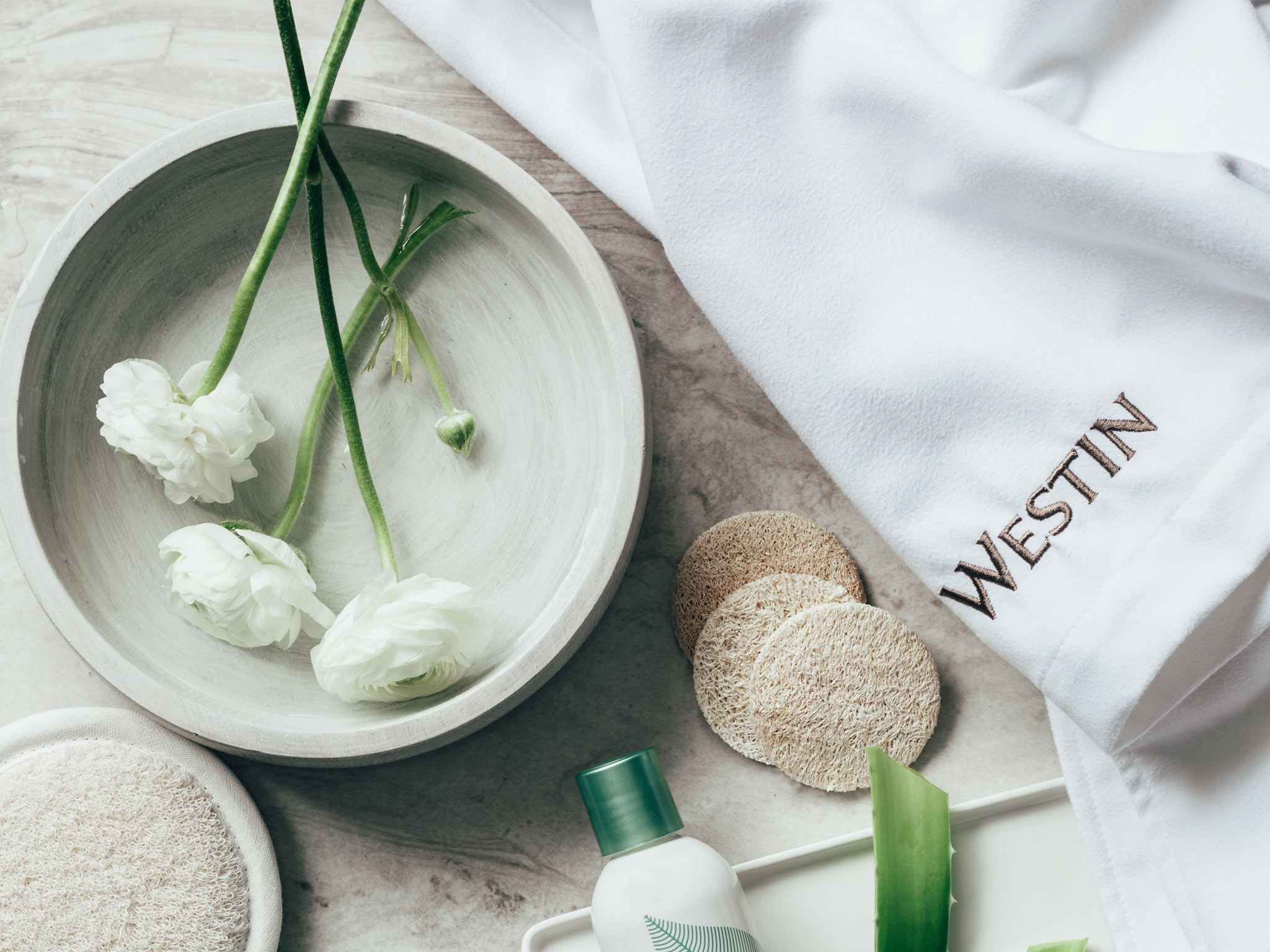 Angebot des Monats im Westin Spa in Berlin im The Westin Grand Wellnesshotel Berlin