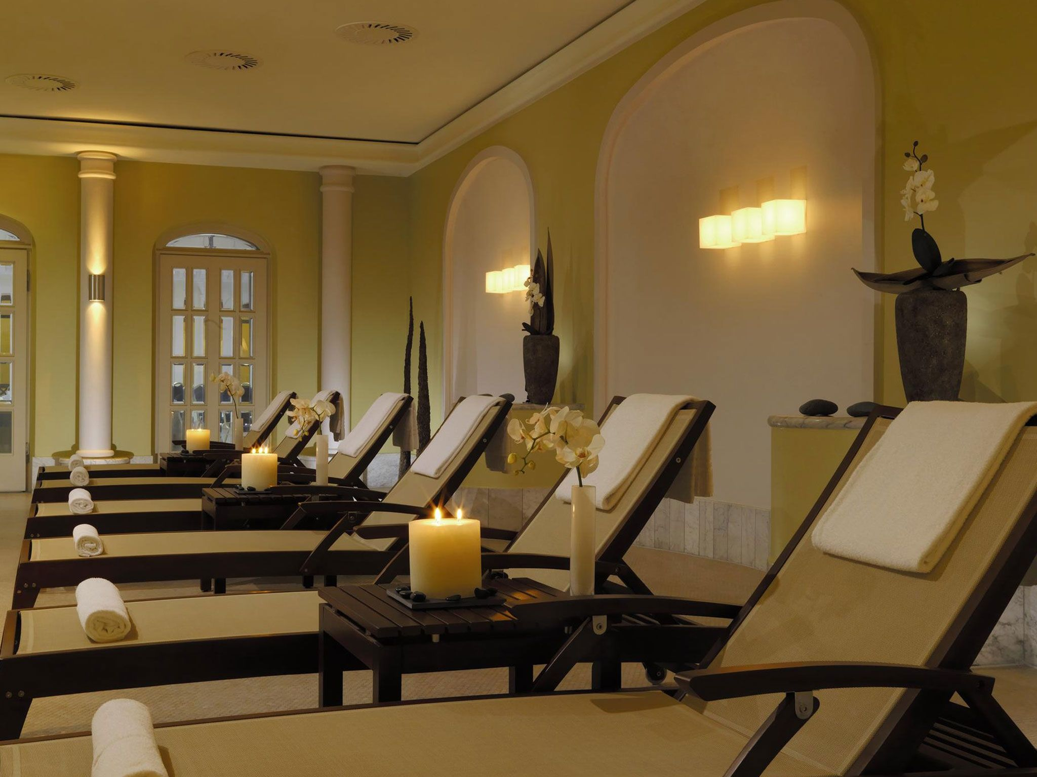 Pure relaxation at the Westin Spa Berlin Mitte